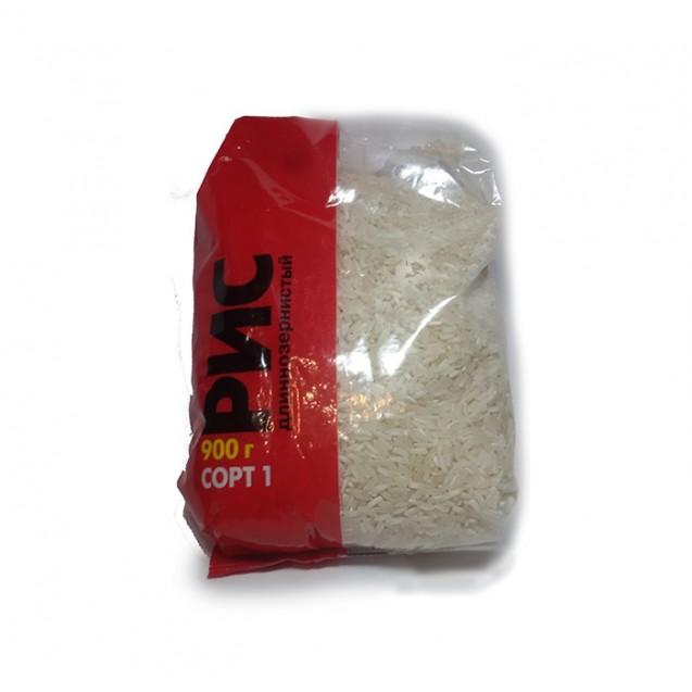 Рис длиннозернистый, страна происхождения Пакистан, 1 сорт, Надежда,  900 гр.