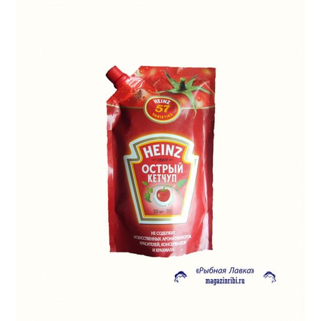 "Кетчуп ""HEINZ"" Острый, Дойпак, 350 гр., 1 шт"