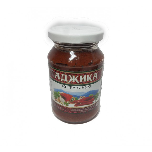 Аджика по-грузински (Русские закуски), Россия, 200 гр.