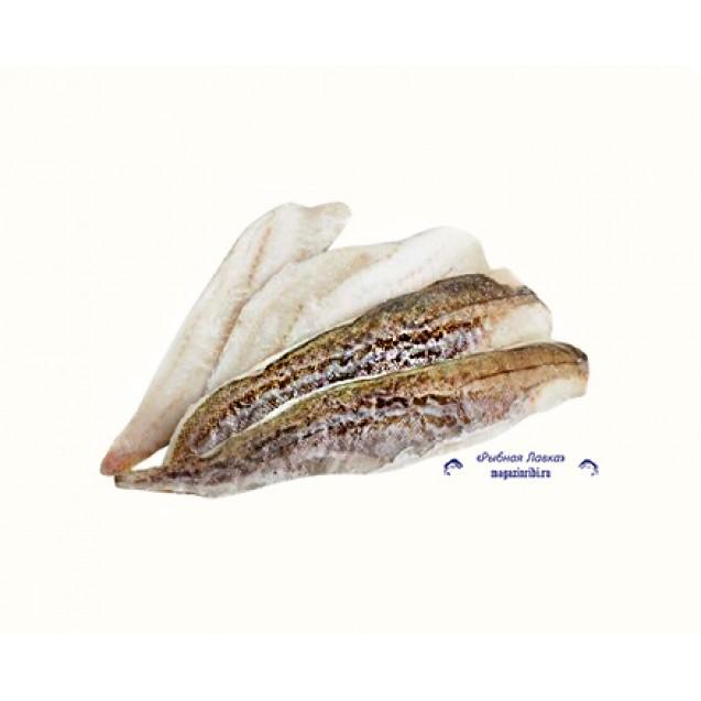 Филе митная на коже, штучной заморозки, Дальний Восток, 5кг