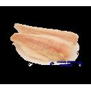 Филе трески хвостовая часть, без шкуры без костей, штучной заморозки, Мурманск, 1кг