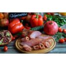 """Продукт из свинины сыровяленый """"Полендвица """"От Дедушки"""" (вес около 1 кг), Рецепты Бульбаша, 1 кг"""