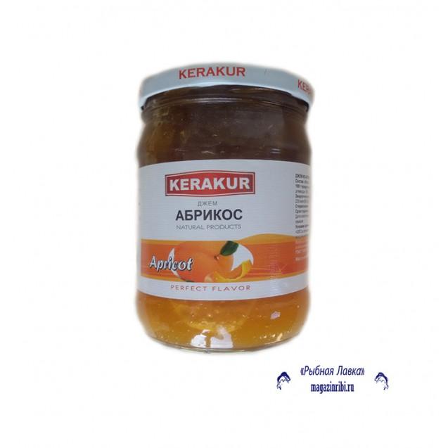 Джем из абрикосов (KERAKUR), Армения, 600 гр.