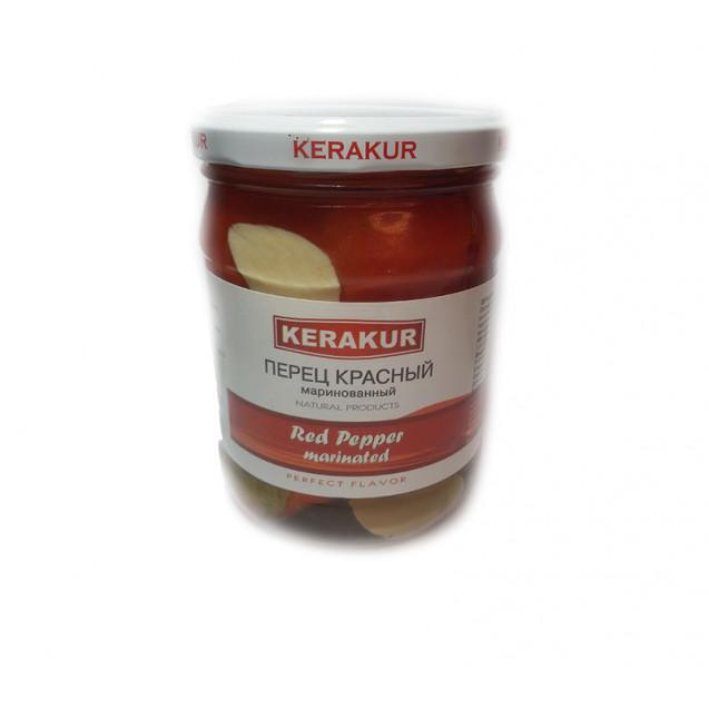 Красный перец (Керакур), маринованный, Армения, 500 гр.
