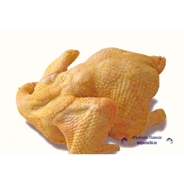 Курица домашняя (1,4-1,8 кг), зернового откорма, замороженная, (Велес-Арго) Кабардино-Балкария, 1кг