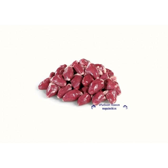 Сердце куриное, замороженное (Акашево), лоток 0,5кг