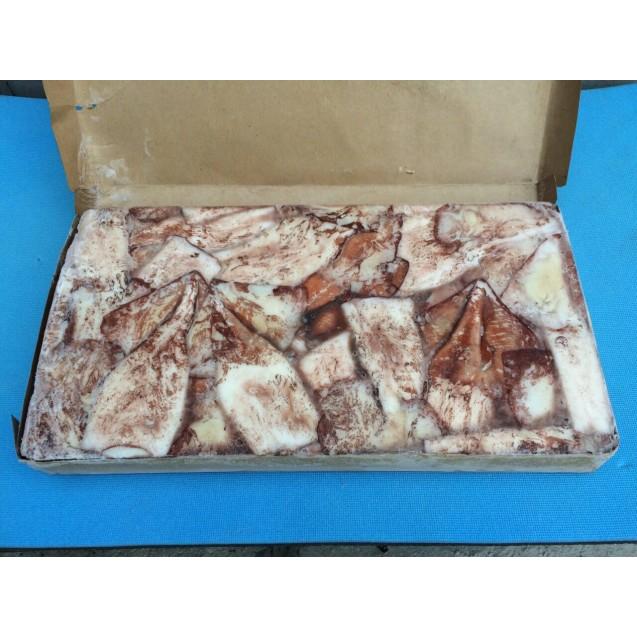 Кальмар тушка, командорский, судовой заморозки, Дальний Восток, 7,5 кг