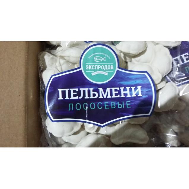 Пельмени рыбные с горбушей, Россия, 0.5 кг