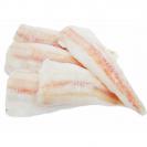 Филе трески без кожи проложенное 230-450 Сухая заморозка, Еврофиш, изг. в море 6,81кг