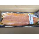 Филе форели слабосоленое (из охлажденного сырья) на коже, замороженное (около 2 кг), вакуум, Россия, 1 кг