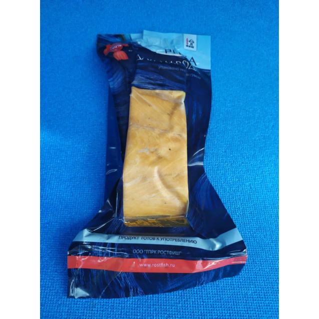 Масляная филе кусок холодного копчения, замороженная, 200 гр.