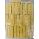Палочки (филе из минтая изготовленного в море) рыбные в панировке, в ВАКУУМЕ Россия, 1 кг