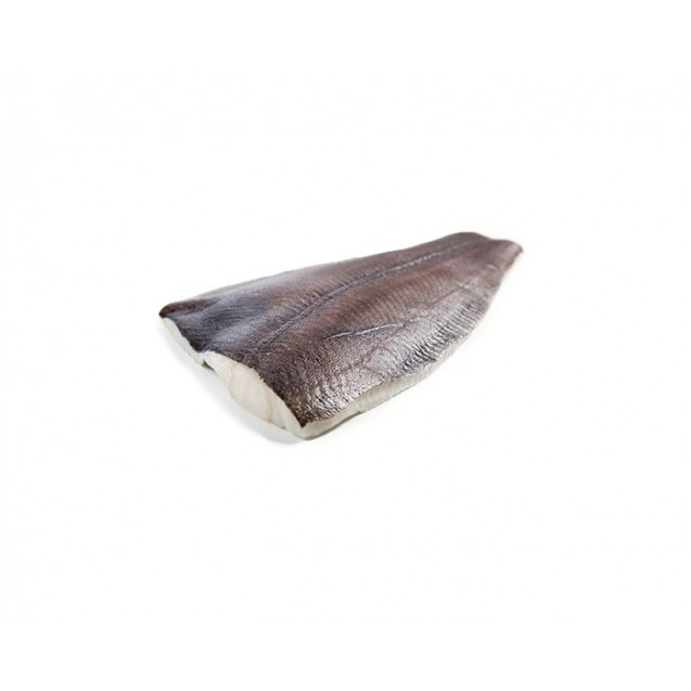 Филе палтуса синекорого на коже (КРУПНОЕ) штучной заморозки, Мурманск, 1кг