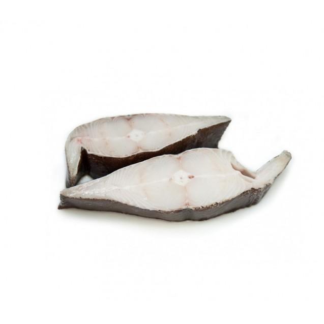 Стейк палтуса синекорого, штучной заморозки, Мурманск, 4 кг