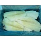 Филе палтуса стрелозубого без кожи (400 - 600 гр.) порционное, Дальний Восток, 1кг