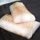 Филе трески спинка (лоинс), произ-но в Мурманске из охл-ного сырья, 5,25 кг