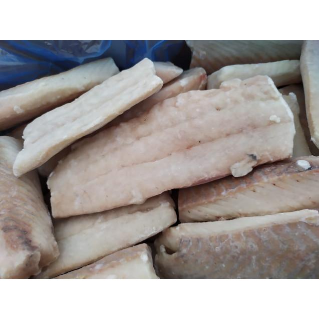 Филе сайды спинка (лоинс), произведено в Мурманске из охлажденного сырья, 1 кг