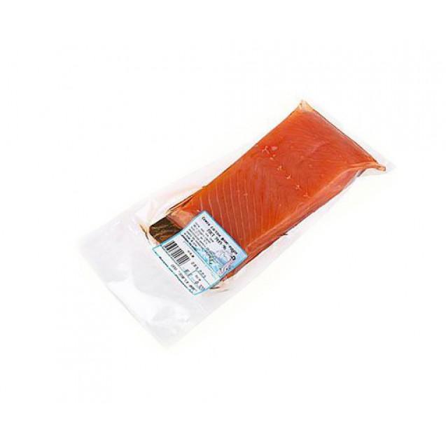 Семга кусок слабосоленый (около 300 гр), без консерванта и красителя, 100 гр