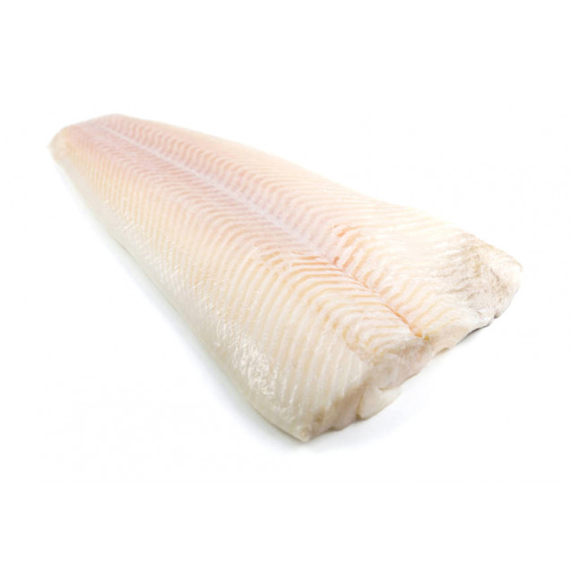 Филе палтуса синекорого без кожи (вакуумная упаковка) Мурманск, 1кг