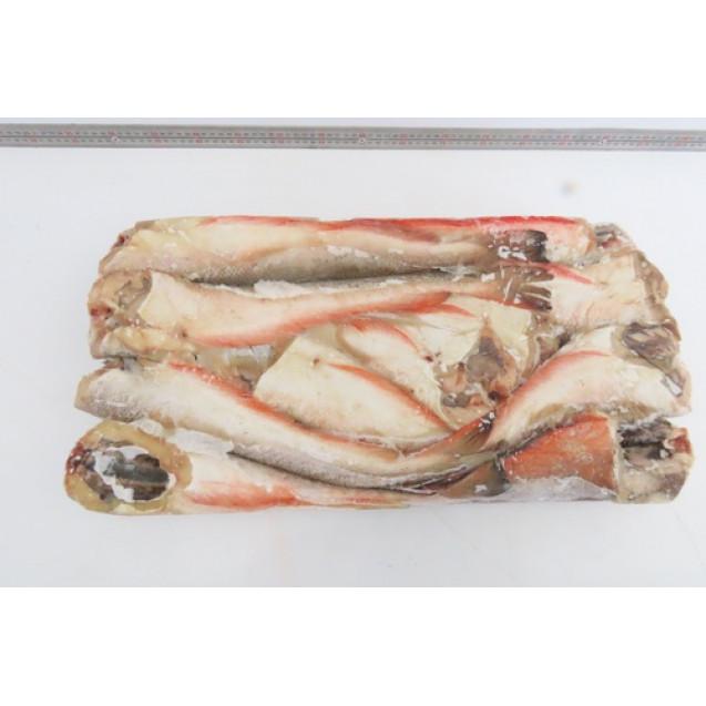 Треска красная без головы (750-1500гр), изготовлена в море, Новая Зеландия, 10кг