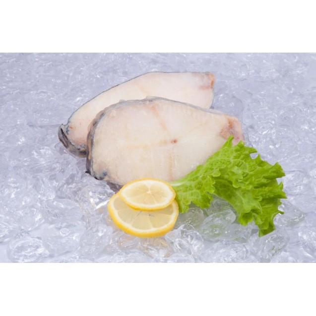 Стейк зубатки полосатой (песчаной), штучной заморозки, Мурманск, 4 кг