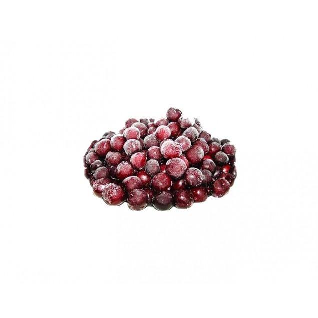 Клюква замороженная, дикорастущая, Россия, 1 кг