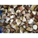 """Белые грибы резанные (кубик) """"Дикие"""", замороженные, 1 сорт, Вологда, 1кг"""